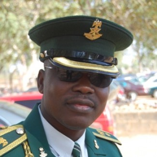 Profile picture of Wunukhe Ajindakatswe Dangana (Lt. Colonel)