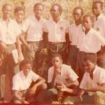 3 - Final Yr FGC Azare 1986